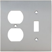 Combination Modern Switchplate