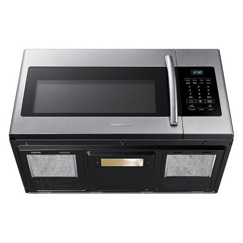 1.6 cu. ft. Over-the-Range Microwave in Fingerprint Resistant Stainless Steel