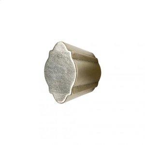 Quatrafoil Cabinet Knob - CK10011 Silicon Bronze Brushed Product Image