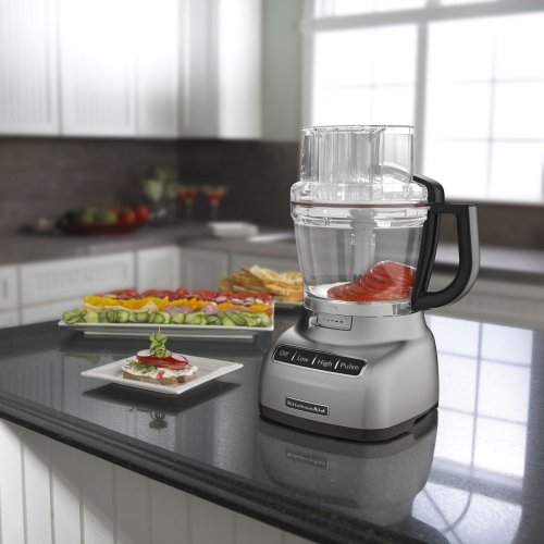 11-Cup Food Processor with ExactSlice™ System - Contour Silver