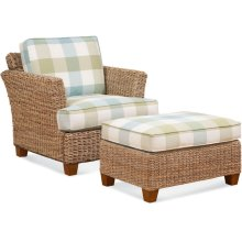 Speightstown Chair and Ottoman