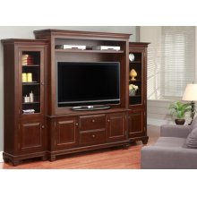 Florentino 4 Pc Wall Unit