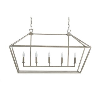 Amelia Chandelier - Rectangular