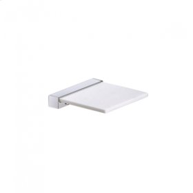 AS160 - Soap Dish with Corian Holder - Brushed Nickel