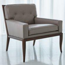 Wilson Lounge Chair-Muslin