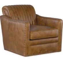Bradington Young Beth Swivel Tub Chair 8-Way Tie 303-25SW
