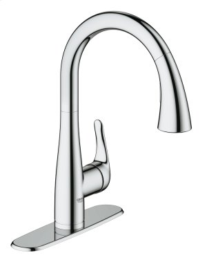 Elberon Single-Handle Kitchen Faucet Product Image