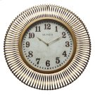 Munich in Antique Gold Wall Clock Product Image