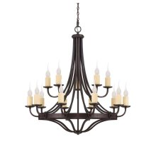 Elba 15 Light Chandelier