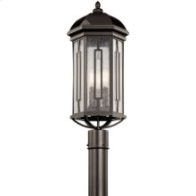 Galemore 3 Light Post Light Olde Bronze®