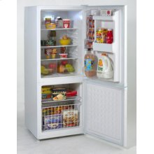 Model FFBM920WH - Bottom Mount Frost Free Freezer / Refrigerator
