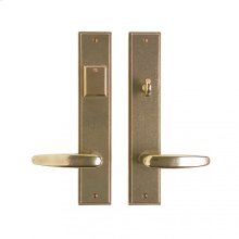 """Stepped Entry Set - 2 1/2"""" x 13"""" Silicon Bronze Brushed"""