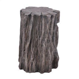 Tree Trunk Stool
