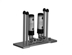 Floor mounting rough set Product Image