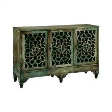 Ruskin Cabinet - Sage Green