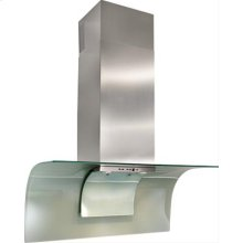 "35-7/16"" - Stainless Steel Range Hood with Interior Blower"