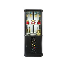 Piedmont VII Corner Wine & Bar Cabinet