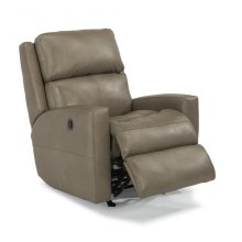 Catalina Leather Power Recliner