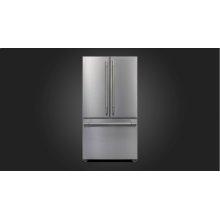 "36"" Pro French Door Fridge - Stainless Steel"