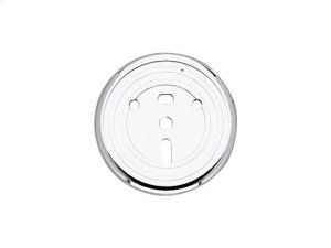 Wall decor disk - chrome-plated Product Image