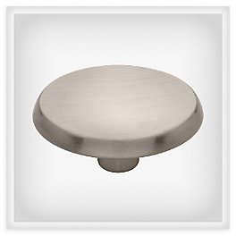 """1-7/16"""" (36mm) Concave Round Knob 1 per pkg"""