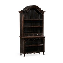 Black French country dresser