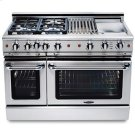 """Precision 48"""" Gas Self Clean Range Product Image"""
