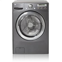 XL Front Load Stackable Washer with 9 Washing Programs
