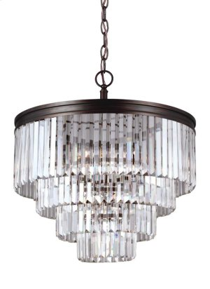 Six Light Chandelier Product Image
