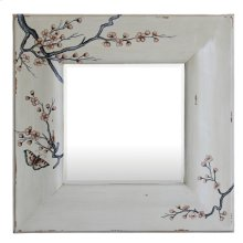 Deep Architrave Mirror Medium