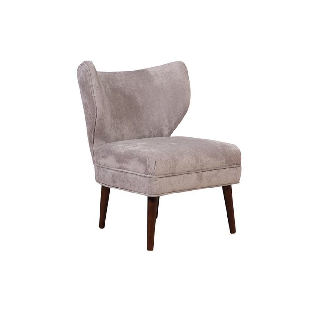 Layla Gray Accent Chair, AC6282
