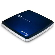 Blu-ray Disc Rewriter Super Multi Blue Slim Portable