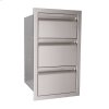 Double Drawer & Paper Towel Holder - VTHC1