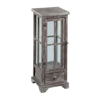 Marketplace Wood Lantern Table (Small)