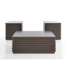 Dante 2-drawer End Table