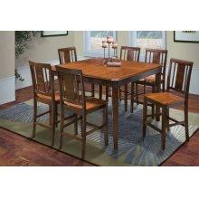 Latitudes Cut Corner Dining Table