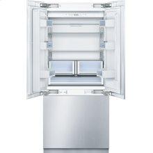 """Benchmark 36"""" Built-in Custom Panel French Door Bottom Freezer"""