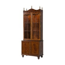 The Sheraton Astragal Bookcase