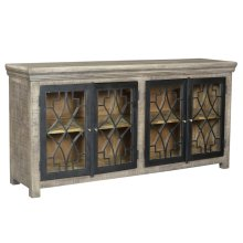 Bengal Manor Metal Door Parkview Sideboard
