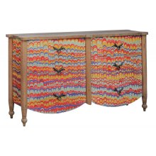 Chelsea Six Drawer Sideboard
