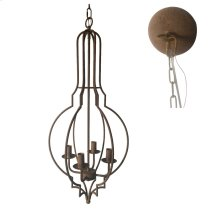 Chateau 4 Light Pendant