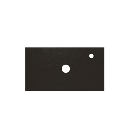 "Black Absolute (BA) - Granite Top - Fits 30"" Vessel Stand"