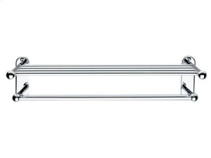 Towel rack - chrome-plated Product Image