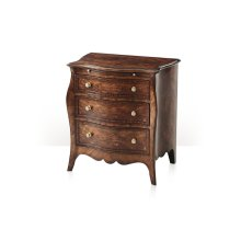Henry Hill Bedide Nightstand - Without Brass Mounts