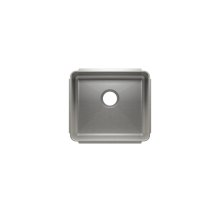 "Classic 003205 - undermount stainless steel Kitchen sink , 18"" × 16"" × 8"""