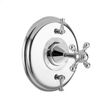 Thermostatic Shower Set with Tremont-X Handle and Two Volume Controls