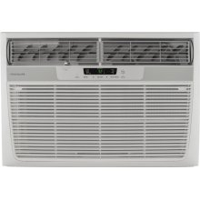 Frigidaire 25,000 BTU Window-Mounted Room Air Conditioner with Supplemental Heat