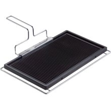 CSGP 1300 Griddle plate For grilling and frying meat, fish, vegetables and much more.