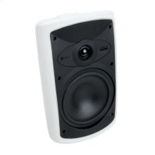 White, Indoor/Outdoor Loudspeaker; 7-in. Poly Woofer 2-Way-White OS7.3 - White
