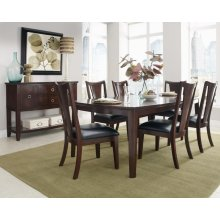 Standard Furniture 11940 Park Avenue II Dining Table Aztec Houston Texas